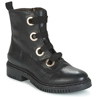 Shoes Women Mid boots Café Noir MAR Black