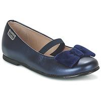 Shoes Girl Ballerinas Garvalin GARDEN Blue