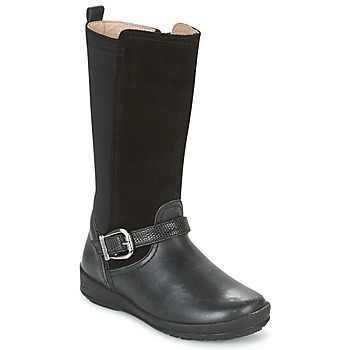 Shoes Girl Boots Garvalin NEW FLORES Black