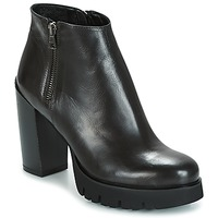 Shoes Women Low boots Now TUTTO Black