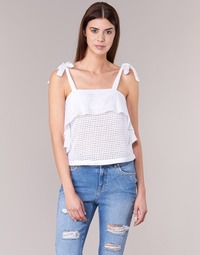 material Women Blouses Moony Mood GEMA White