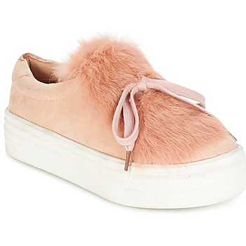 Shoes Women Low top trainers Coolway PLUTON Pink