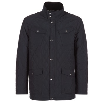 material Men Blouses Gant THE CENTRAL POND QUILTER Black