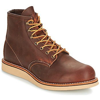 Shoes Men Mid boots Red Wing ROVER Brown