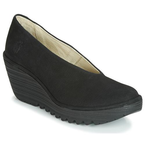 Shoes Women Court shoes Fly London CUPIDO Black