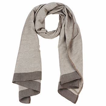 Clothes accessories Women Scarves Antik Batik ZOE Taupe