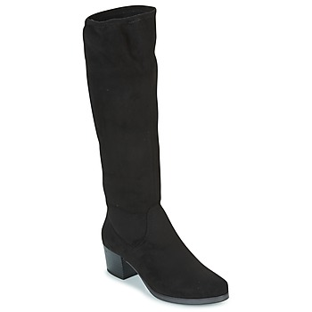 Shoes Women Boots Caprice BELLA Black
