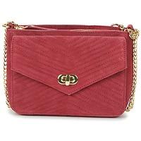 Bags Women Shoulder bags Petite Mendigote MESSINE Red