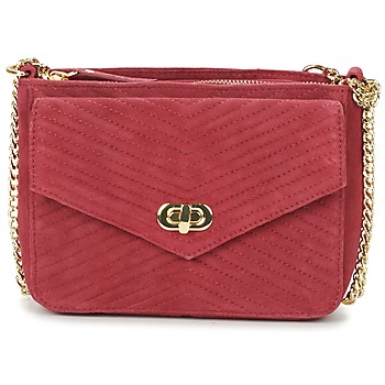 Bags Women Shoulder bags Petite Mendigote MESSINE Red