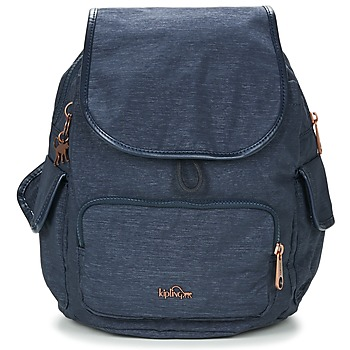 Bags Women Rucksacks Kipling CITY PACK S Blue
