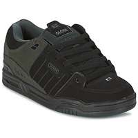 Shoes Men Low top trainers Globe FUSION Black