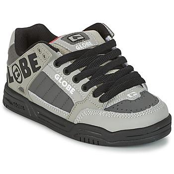 Shoes Children Low top trainers Globe TILT Grey