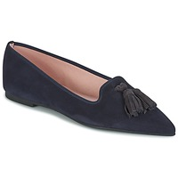 Shoes Women Ballerinas Pretty Ballerinas ANGELIS NAVY BLUE V007 /ANGELIS BALDER Blue