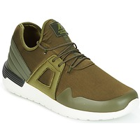 Shoes Men Low top trainers Asfvlt TRAIN Olive