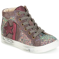 Shoes Girl Low top trainers GBB MARTA Pink