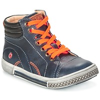 Shoes Boy High top trainers GBB RALPH Blue