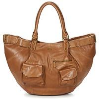 Bags Women Shoulder bags Ikks FISHERMAN Cognac