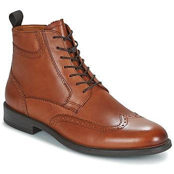 Shoes Men Mid boots Vagabond SALVATORE Cognac