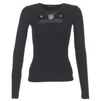 material Women Blouses Versace Jeans B2HQA732 Black
