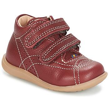 Shoes Girl Mid boots Kavat VANSBRO EP BORDEAUX