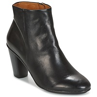 Shoes Women Ankle boots n.d.c. AURORA ZIP Black
