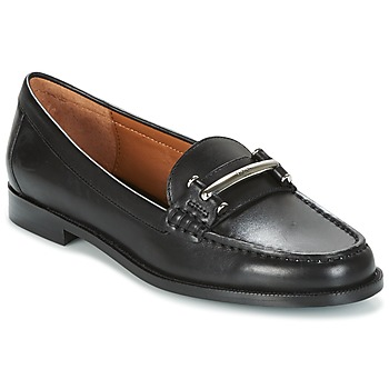 Shoes Women Loafers Ralph Lauren FLYNN Black
