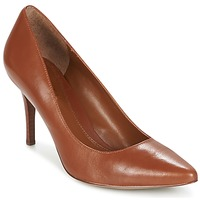 Shoes Women Court shoes Ralph Lauren REAVE COGNAC