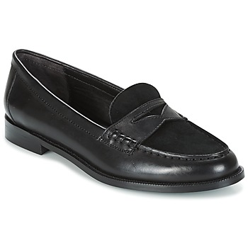 Shoes Women Loafers Lauren Ralph Lauren BARRETT Black