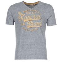 material Men short-sleeved t-shirts Kaporal JAPAN Grey
