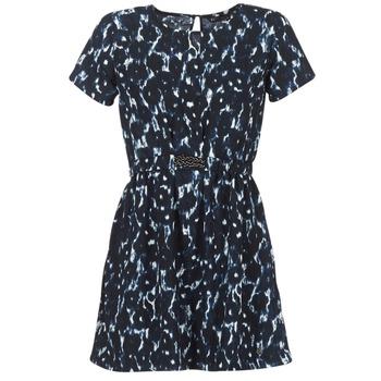 material Women Short Dresses Kaporal SAKUR MARINE