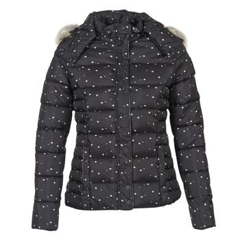 material Women Duffel coats Kaporal BASIL Black