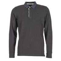 material Men long-sleeved polo shirts Serge Blanco 3 POLOS DOS Grey