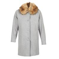 material Women coats Naf Naf ADOUTA Grey
