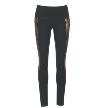 material Women leggings Puma EVERYDAY TRAIN GRAPHIC TIGHT Black