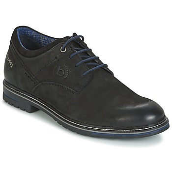 Shoes Men Derby shoes Bugatti MARGE Black