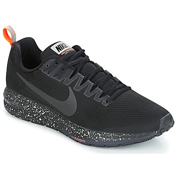 Shoes Men Running shoes Nike AIR ZOOM STRUCTURE 21 SHIELD Black