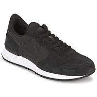 Shoes Men Low top trainers Nike AIR VORTEX LEATHER Black