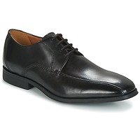 Shoes Men Derby shoes Clarks GILMAN MODE Black