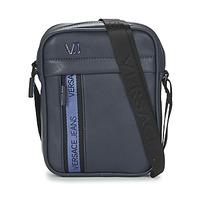 Bags Men Pouches / Clutches Versace Jeans SAKO Blue