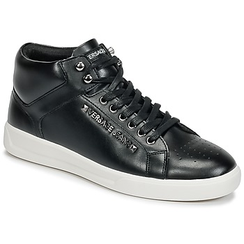 Shoes Men High top trainers Versace Jeans TERMI Black