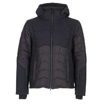 material Men Duffel coats Emporio Armani EA7 MOUNTAIN M TECH JACKET Black