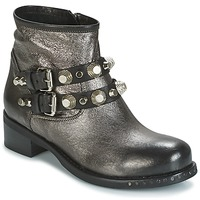 Shoes Women Mid boots Mimmu BERLO Silver