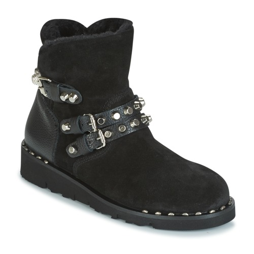 Discount Mimmu Margie Black Boots for Women Online