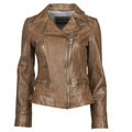 material Women Leather jackets / Imitation le Oakwood