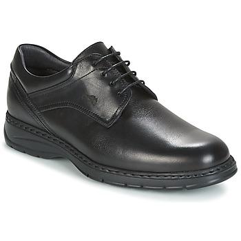Shoes Men Derby shoes Fluchos CRONO Black