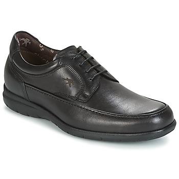 Shoes Men Derby shoes Fluchos LUCA Black