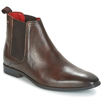 Shoes Men Mid boots Base London GUINEA Brown