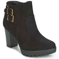 Shoes Women Ankle boots Refresh CALI Black