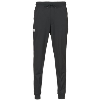 material Men Tracksuit bottoms Under Armour SPORTSYLE JOGGER Black