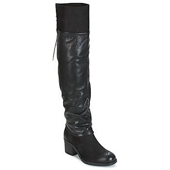 Shoes Women High boots Mjus SHAGGY Black